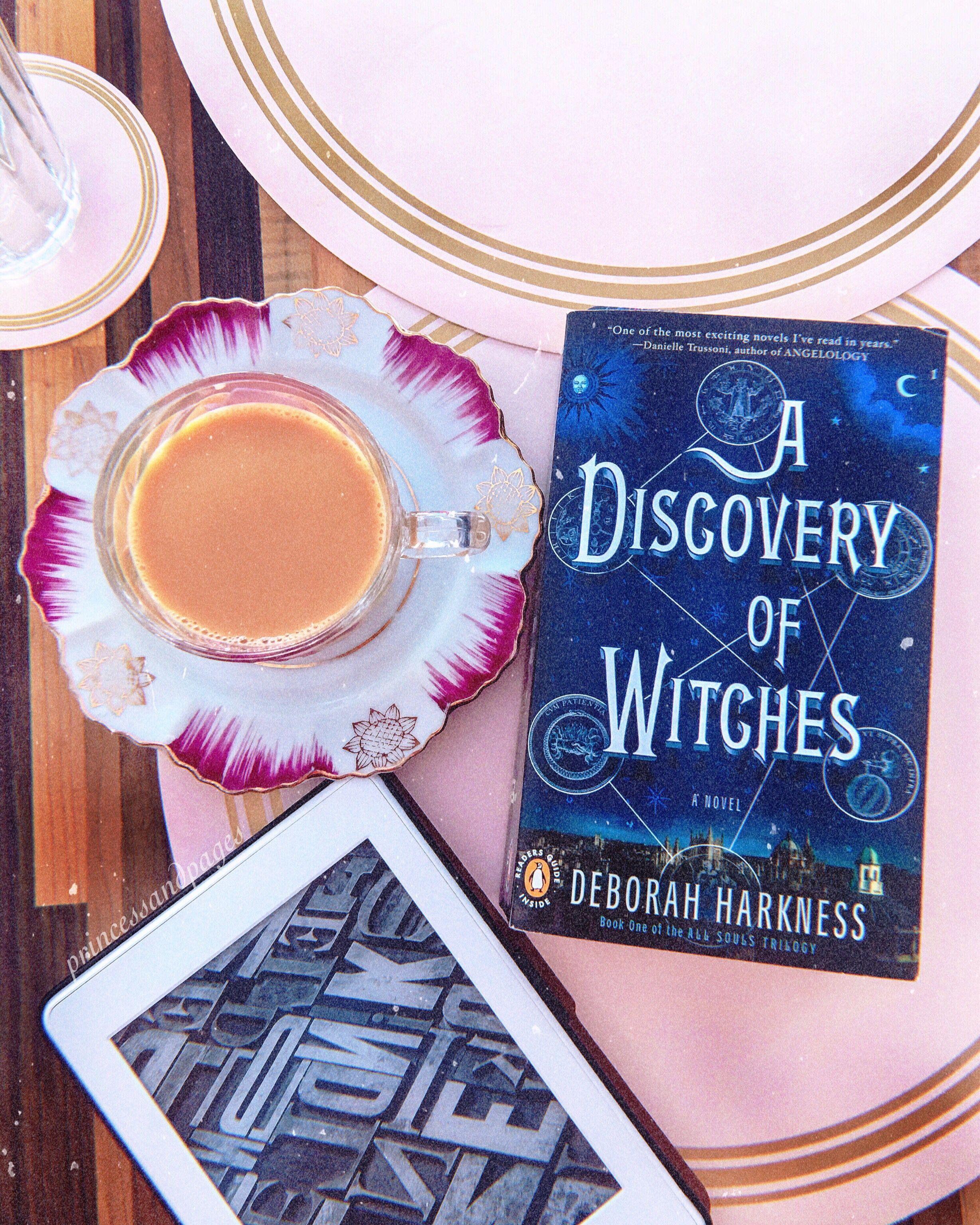 A discovery of witches a discovery of witches book