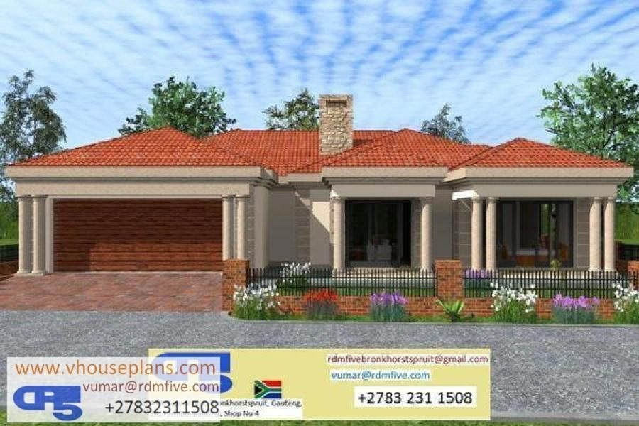 Rdm5 House Plan No W2432 House Plans South Africa Free House Plans Family House Plans