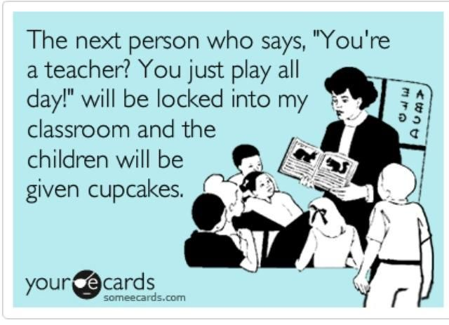 Preschool Teachers Rock Inspiration For Teachers Teacher Humor