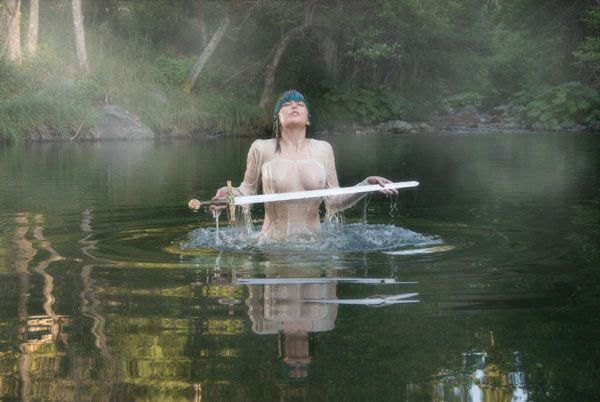 Image result for the lady of the lake