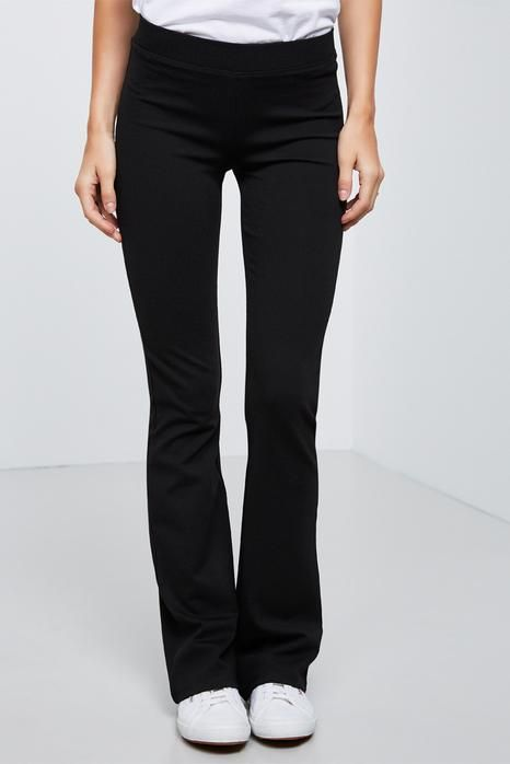 23ffd415cbe7 Petra trousers long length | My Style | Trouser outfits, Tricot och ...