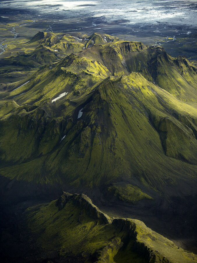 Southern Highlands of Iceland