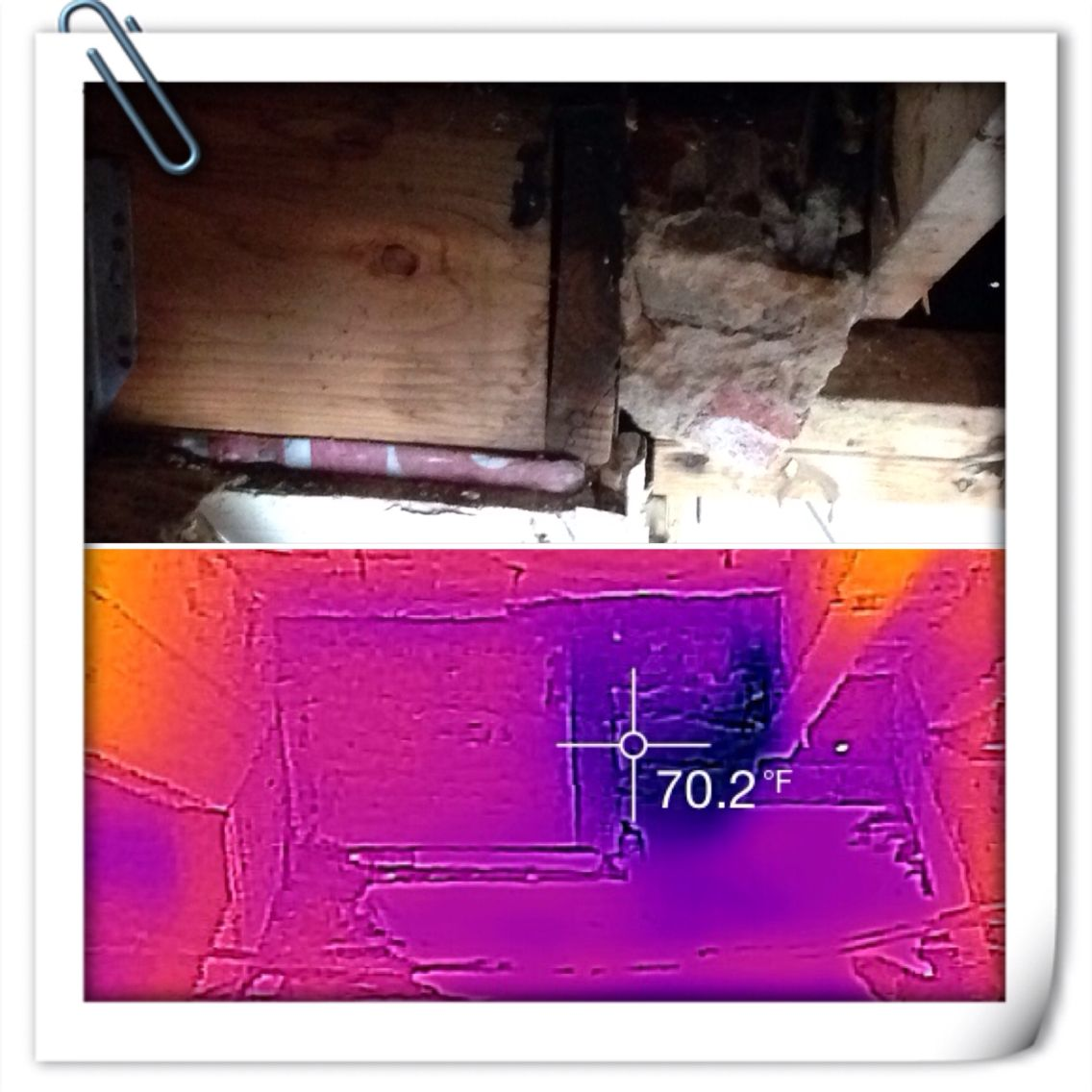 Our thermal imaging cameras can help you with those