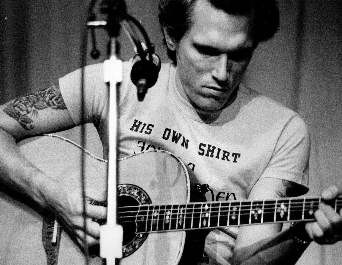 Jorma Kaukonen Jefferson Airplane Genesis Guitar