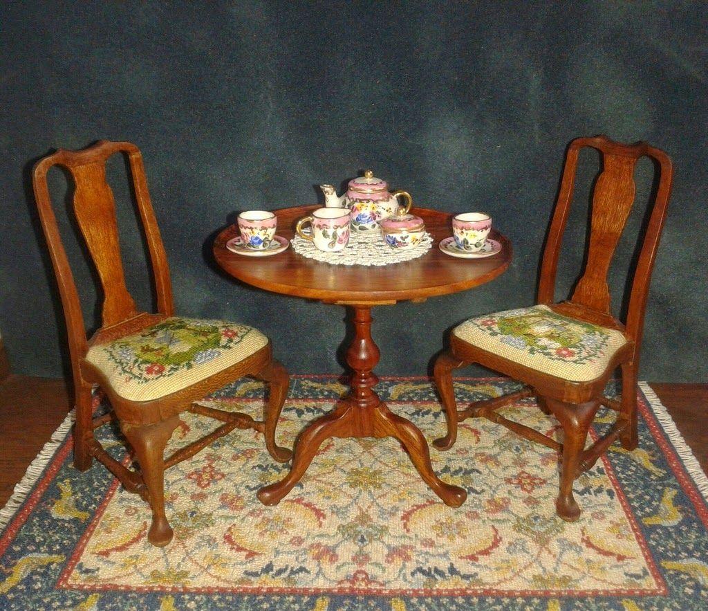 Elga's Miniatures: 18th Century