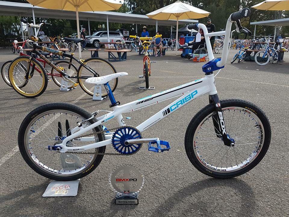 Crisp Bros Racing BMX Race Frame   Crisp Bros Racing   Pinterest ...