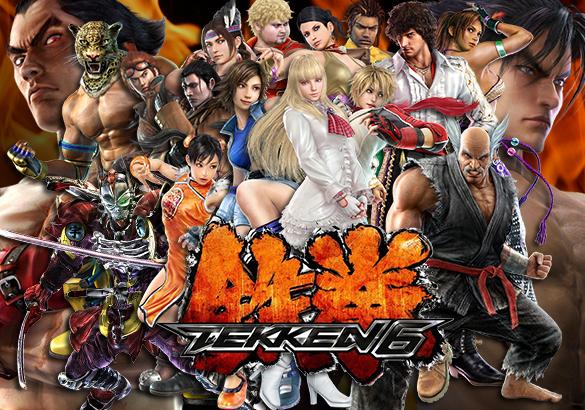 About Tekken 6 Game: