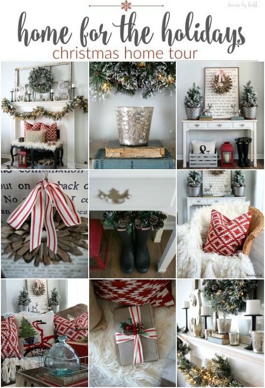 Home Tour with Home Decorators Collection Giveaway, Holidays and