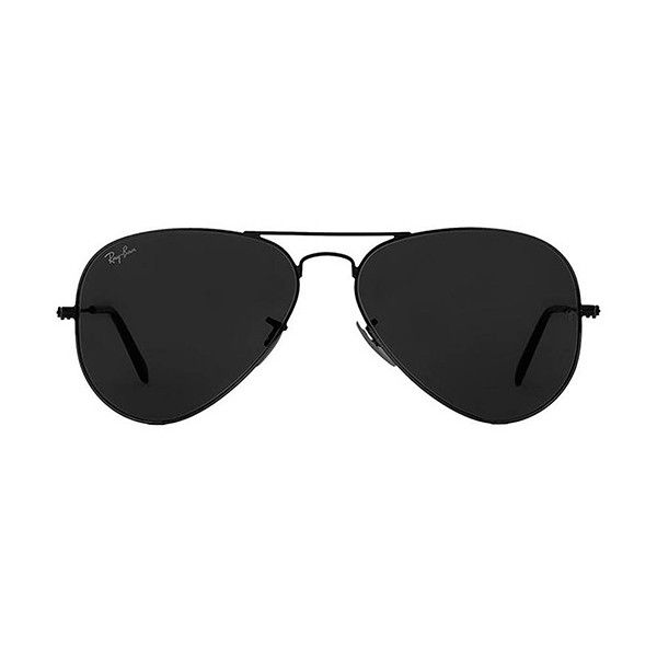 008040974b Ray-Ban Aviator ( 180) ❤ liked on Polyvore featuring accessories ...