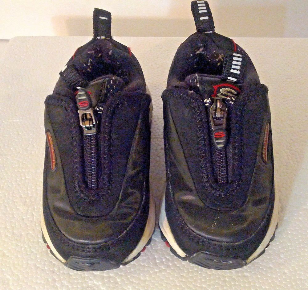 Infant Size 4 Skechers Sport Trainer