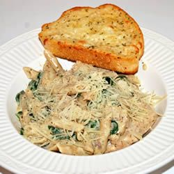 What an excellent meal! Great for the working parent who wants to make a delicious meal quickly. Click for recipe