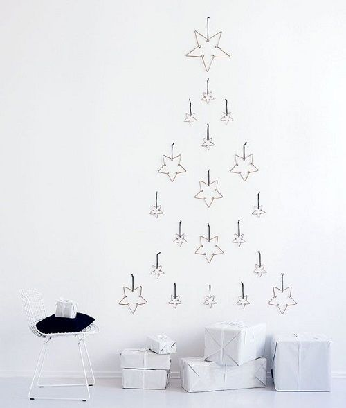 Regali Di Natale Alternativi.Alberi Di Natale Alternativi Christmas Minimalist Christmas