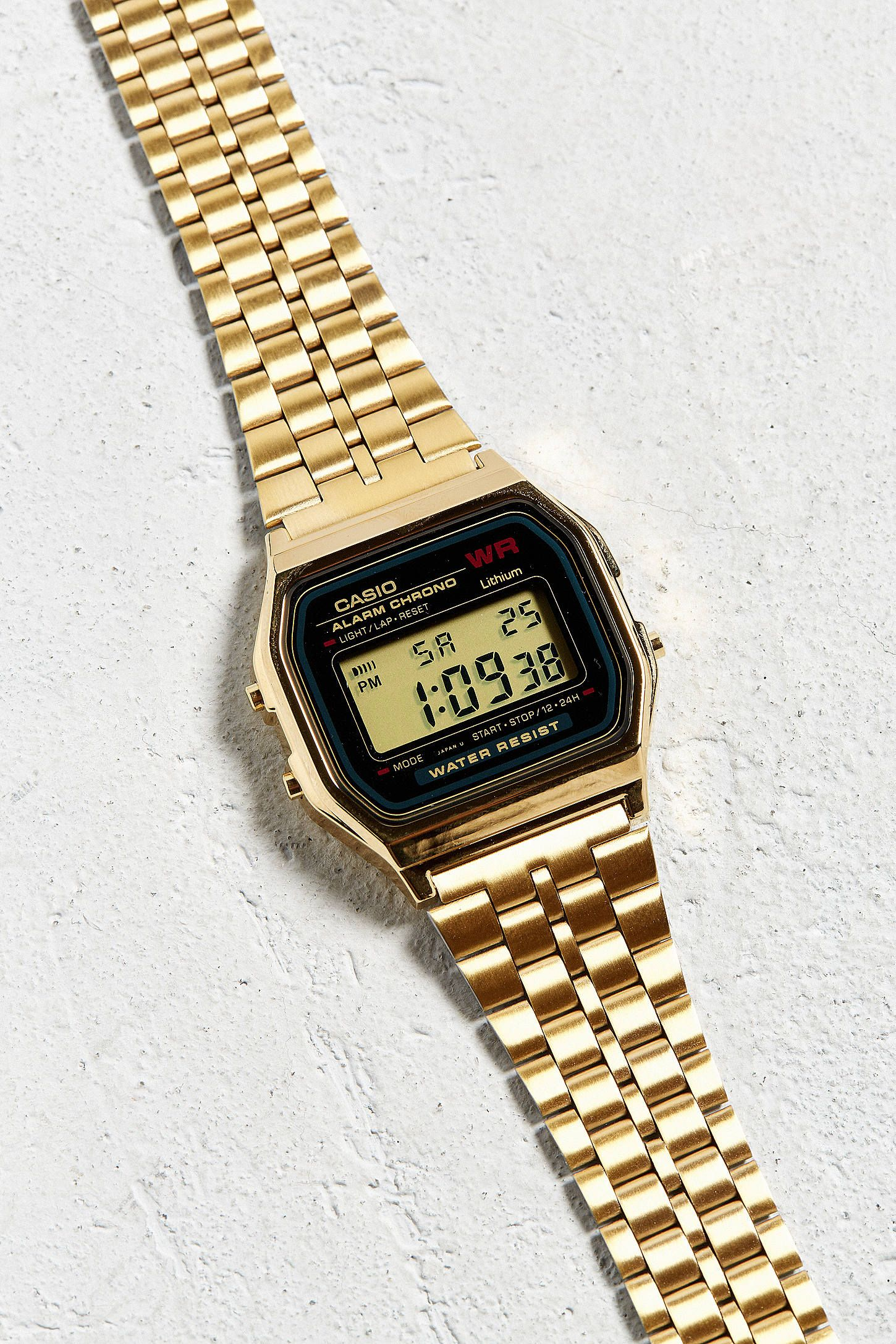 Shop Casio Vintage Gold Watch at Urban Outfitters today. We carry all the  latest styles, colors and brands for you to choose from right here. c55d53183d