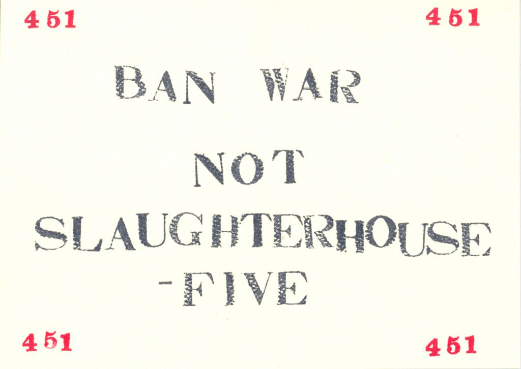 Why is Slaughter house five significant in high school?