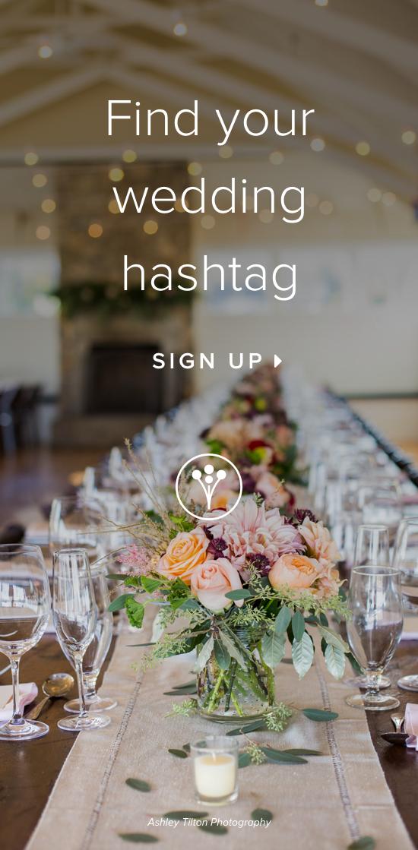 Pin by emily oconnor on Wedding in 2020 Wedding hashtag