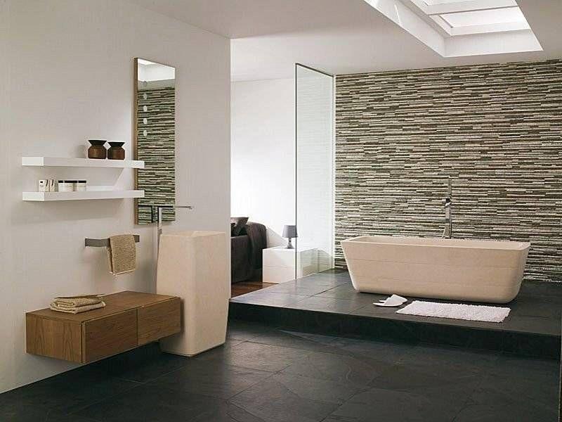 Naturstein Badezimmer ~ Naturstein schmeichelt jedem gebäude und gibt ihm ein stück