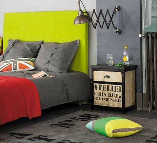 Inspiración habitaciones juveniles blancas Dormitorios - Decoracion De Recamaras Para Jovenes Hombres
