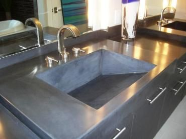 Concrete Countertop Kits Home Depot Hatchfest Org Kitchen With