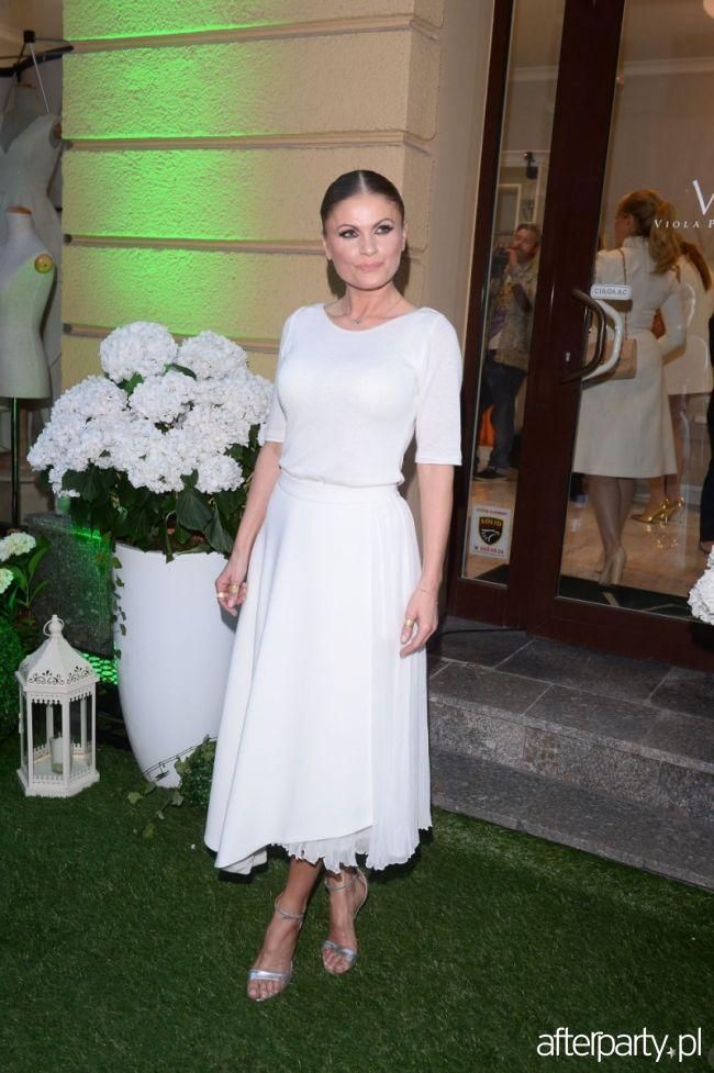 najpiękniejsza suknia ślubna, jaką widziałam. będę w