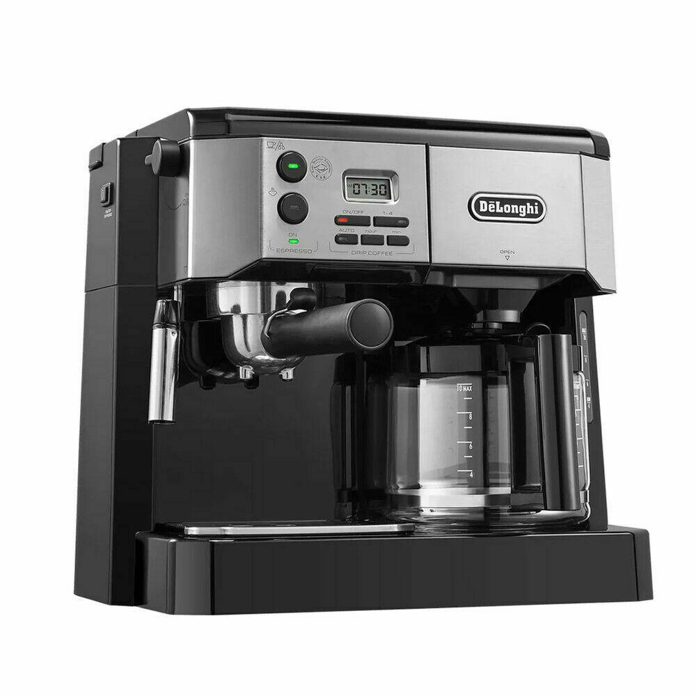 Delonghi All In One Cappuccino Espresso And Coffee Maker Delonghi Modern Espresso Machine Coffee Machine Coffee Maker