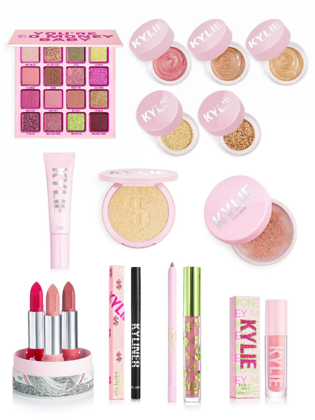 New With Images Kylie Cosmetics Birthday Collection Kylie