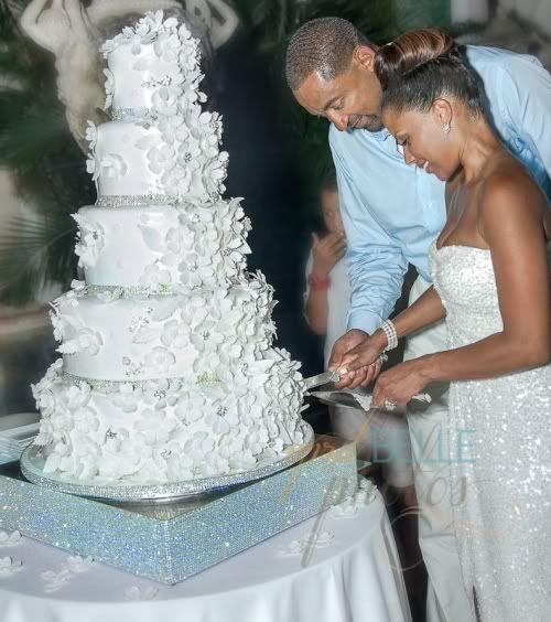 Dwyane Wade Gabrielle Union wedding   Juwan And Jenine