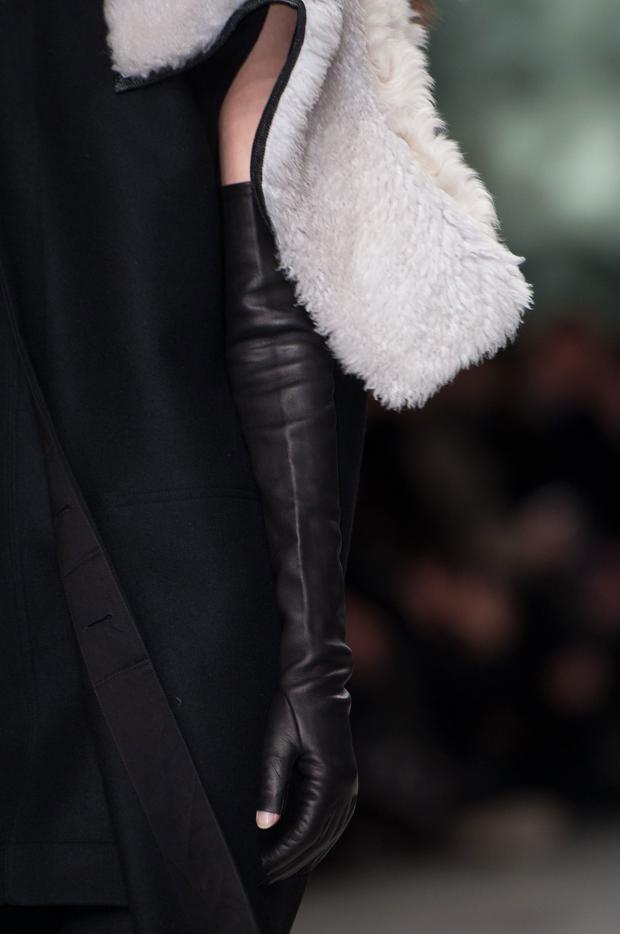 Rick Owens Autumn (Fall) / Winter 2013 ♥ #poststeampunk #fashion #antifashion ❦