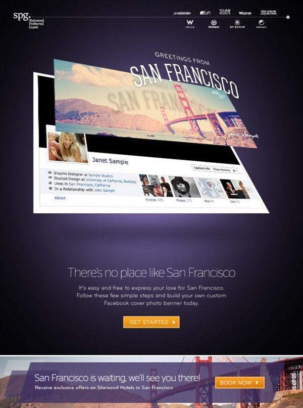 Spg San Francisco Facebook App By Peter Osmenda Via Behance Facebook App San App