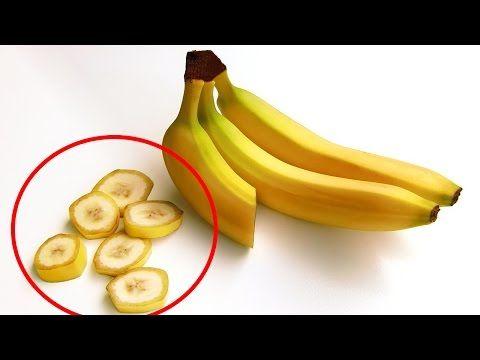 Todos en mi casa están locos comiendo plátanos maduros 2 veces al día después de saber esto. - YouTube