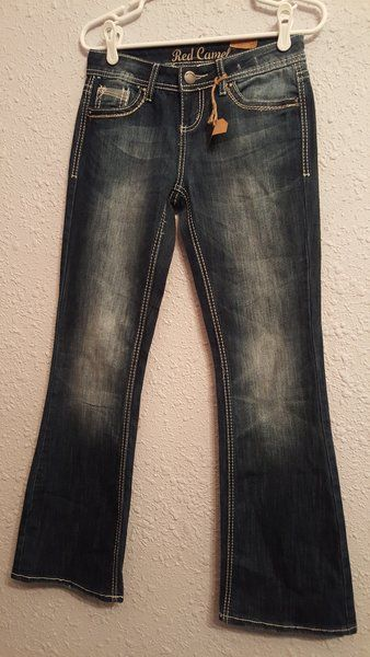 """Red Camel - Size 5,(inseam 31)  Youth Jeans. """"NEW"""""""