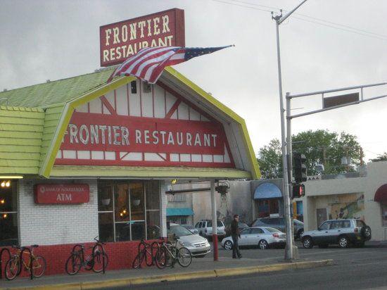 Frontier Restaurant Albuquerque See 1