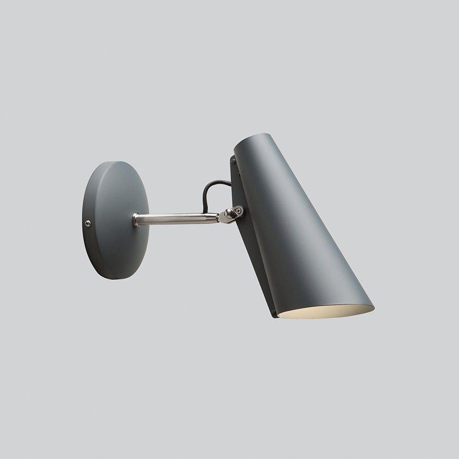 Avansert Northern Birdy Kort Vegglampe | Nordisk Design | Vegglamper UY-94