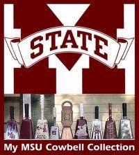 Mississippi State Love Those Cowbells Mississippi