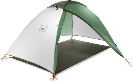 High in livability and low in cost the REI Passage 2 is a lightweight tent that sets up easily and features 2 doors each with a vestibule ...  sc 1 st  Pinterest & REI Passage 2 ; Minimalist shelter using the rainfly and footprint ...