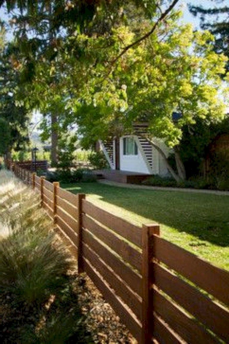 63 Inspiring Diy Front Yard Privacy Fence Remodel Ideas Page 34