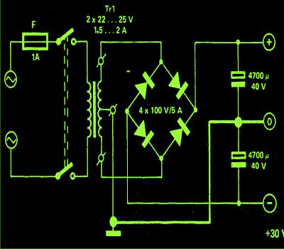 How to Make a Hi-Fi 100 Watt Amplifier Circuit Using 2N3055