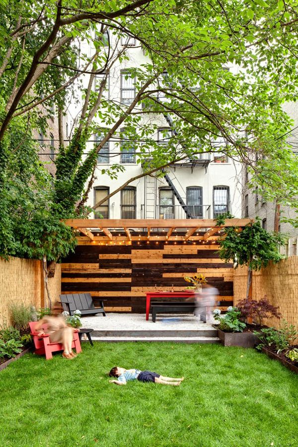 20 Small And Gorgeous Backyard Ideas In The City Backyard Small