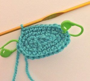 Crochet Free Pattern Tutorial How To Crochet An Oval Without