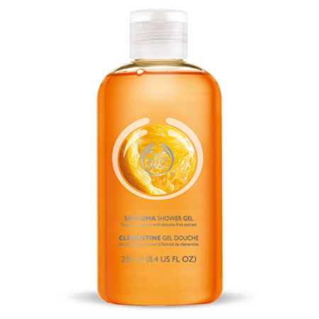Satsuma Shower Gel Best Body Wash Shower Gel The Body Shop