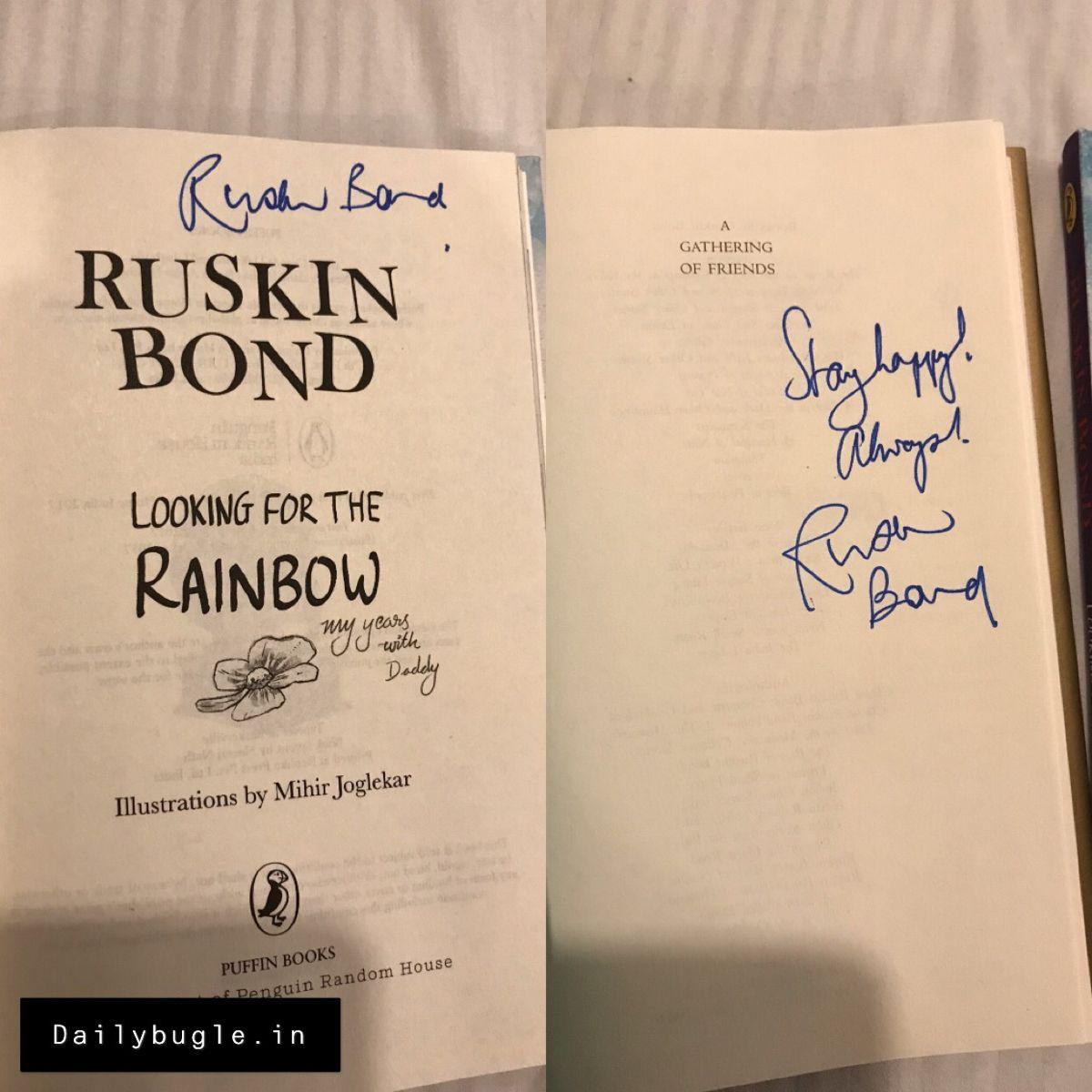 Ruskin Bond Books In 2020 Ruskin Bond Cambridge Book Book Lists
