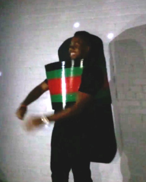 This Guy Who Dressed Up As A Gucci FlipFlop Already Won