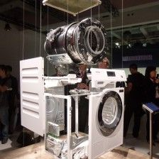 New W1 Washing Machines From Miele Washing Machine Laundry Shop Laundry Business