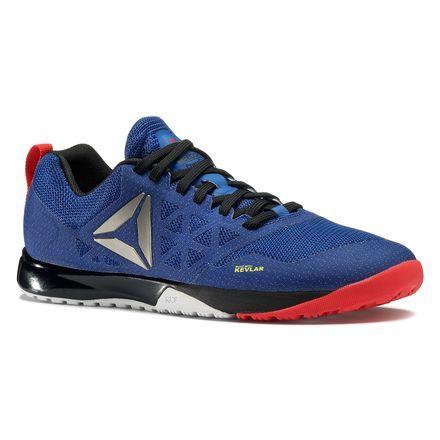 Reebok CrossFit Nano 6.0 Men's Training Shoes in Team Dark Royal Blue /  Black / White
