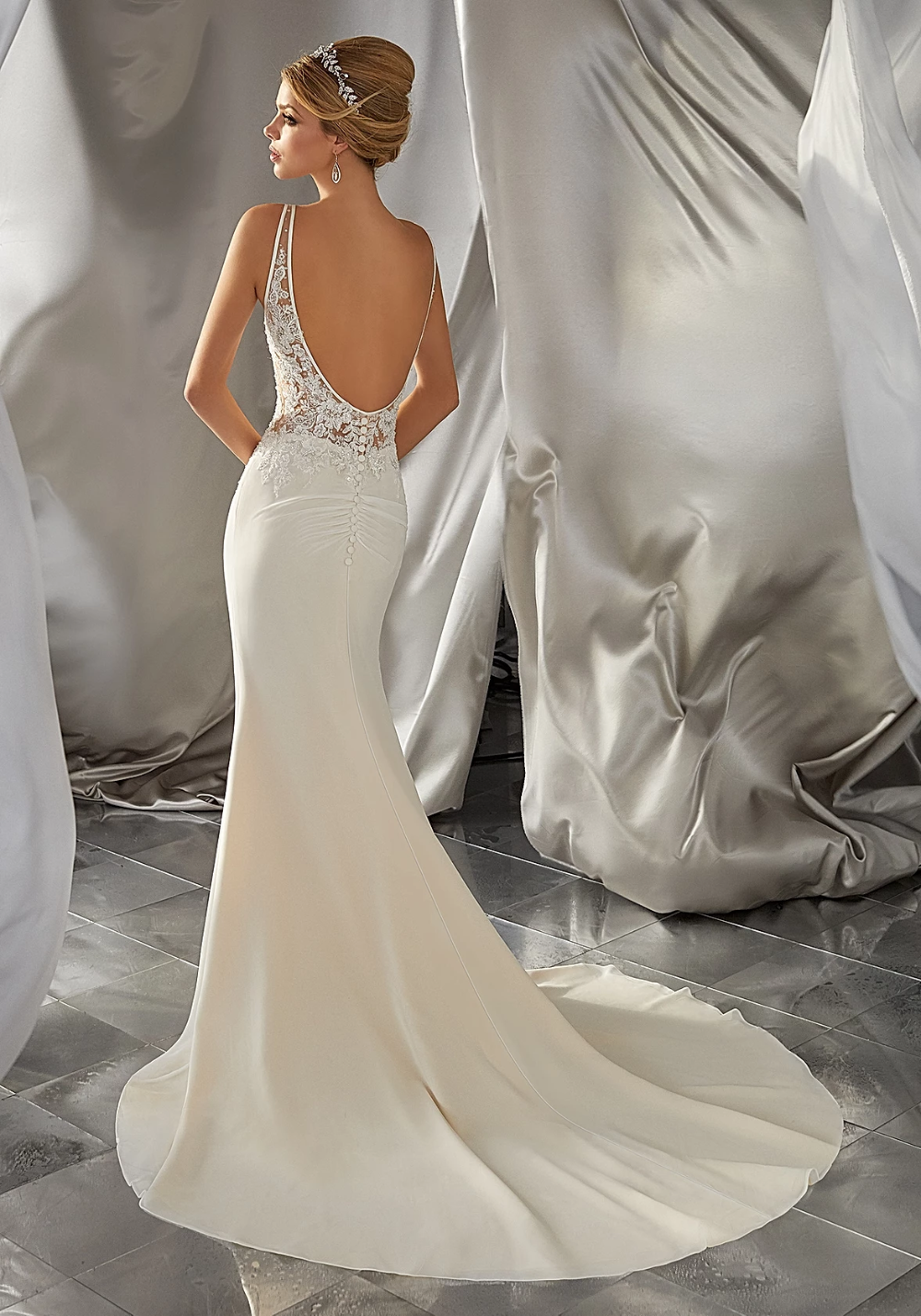Voyage By Mori Lee Affordable Wedding Dresses Dallas Tx In 2020 Casual Wedding Dress Dresses