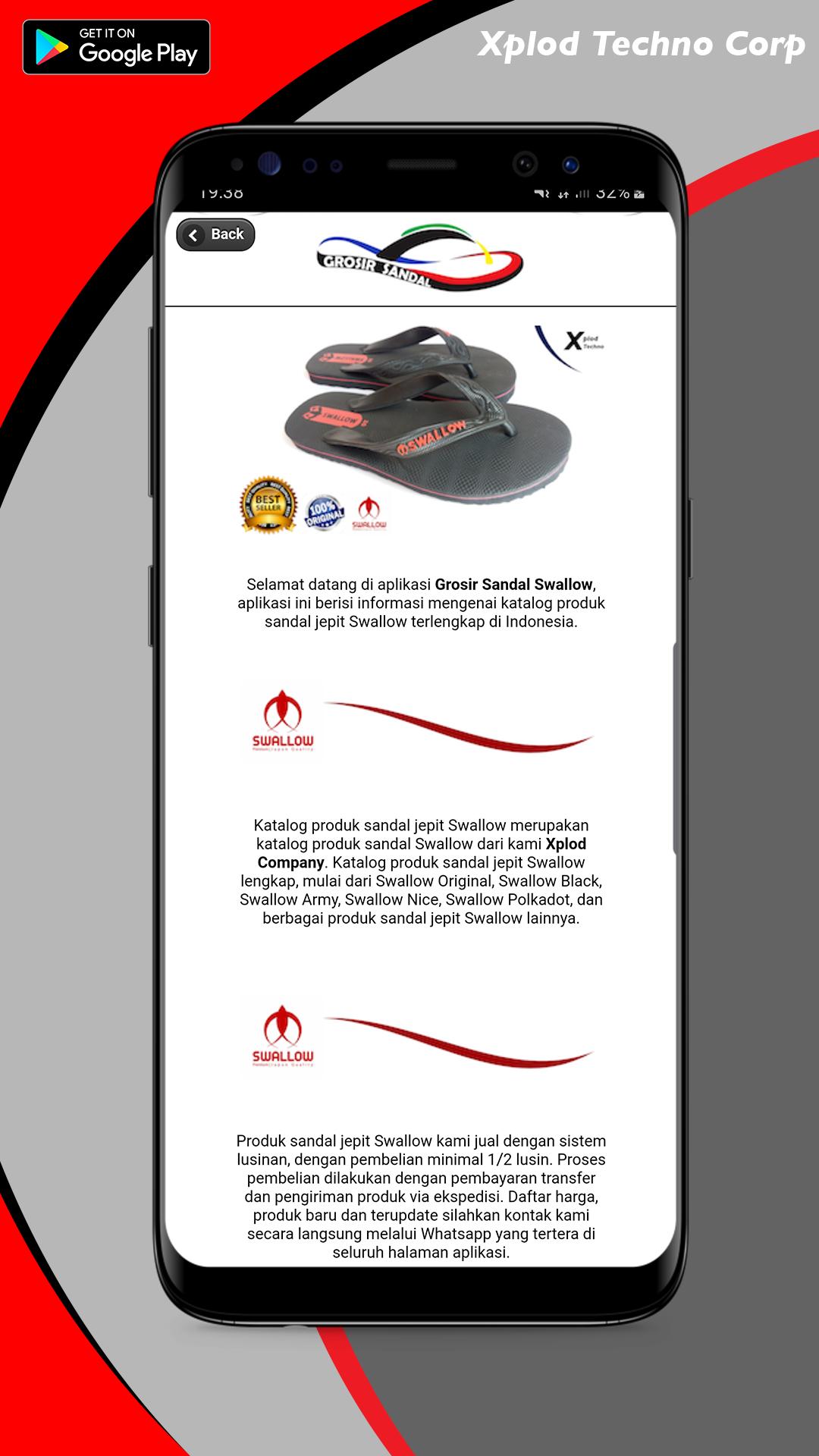 Pin Di Developer Aplikasi Smartphone Wilayah Surakarta
