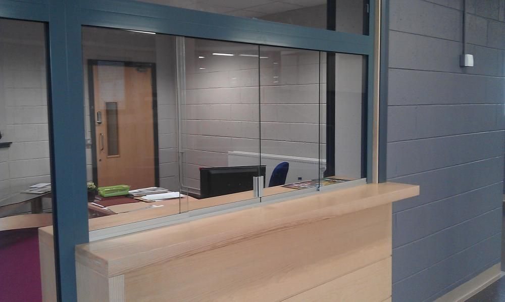 At sligo glass we supply fit glass for all kinds of for Window design jobs