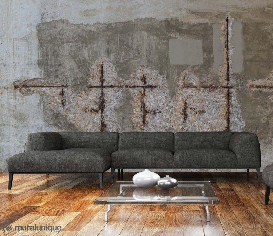 vieux mur de b ton arm mural unique tendance b ton pinterest arm es beton et vieux. Black Bedroom Furniture Sets. Home Design Ideas