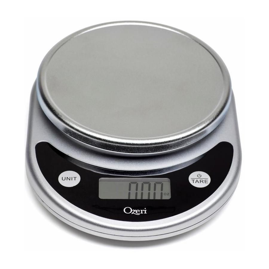Ozeri Pronto Digital Multifunction Kitchen And Food Scale Lowes Com Food Scale Coffee Scale Digital Kitchen Scales