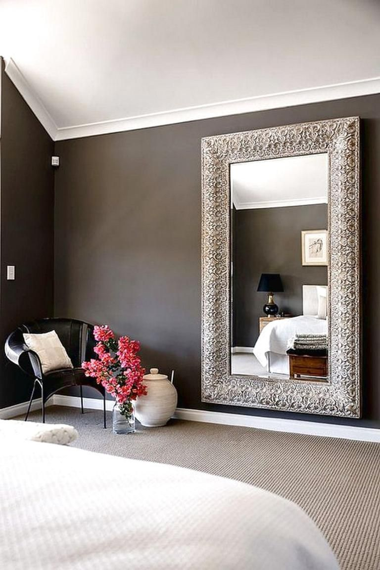 Beautiful Bedroom Mirror Ideas With Images Big Mirror In