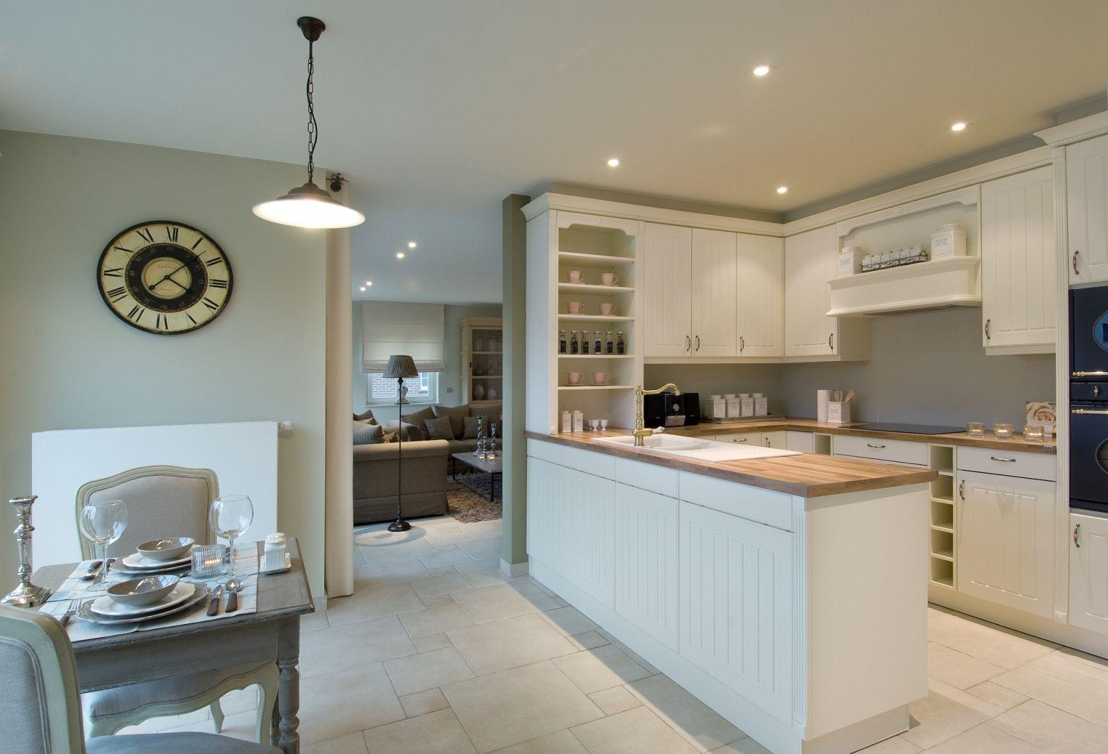 Fabulous keuken with leuke keuken ideeen for Woonkamer intekenen